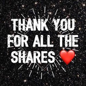 I appreciate you all! ❤️